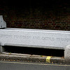 Cattle trough on Maida Vale, London
